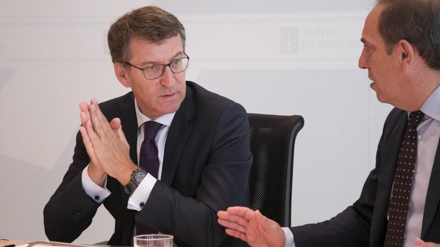 En Marea pide que Feijóo comparezca en la comisión de investigación sobre el rescate bancario del Congreso