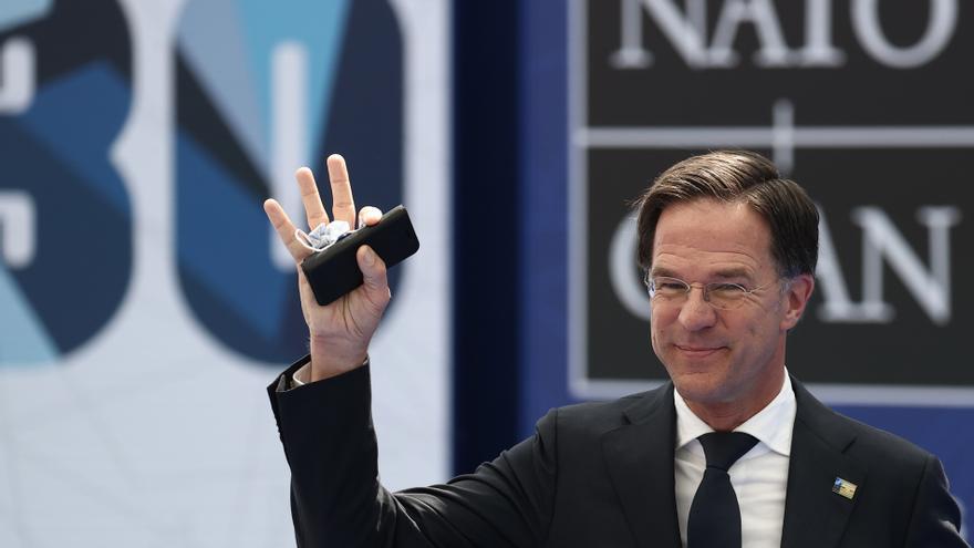 """Rutte insta en la OTAN a no ser """"ingenuos"""" ante China y Rusia"""