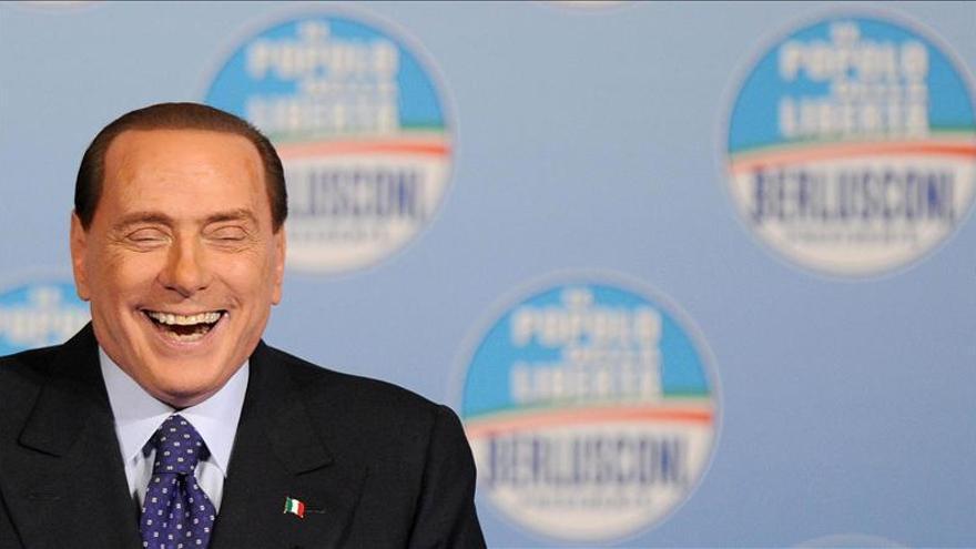 Presentan una denuncia contra Berlusconi por sus afirmaciones sobre Mussolini
