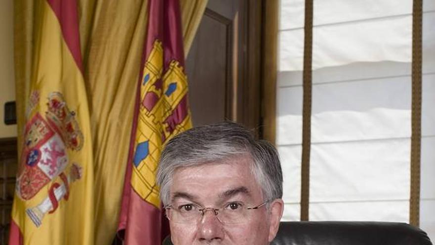 José Manuel Tofiño, ex-alcalde de Illescas (TOledo) y ex-presidente de la Diputación de Toledo / Foto: Junta