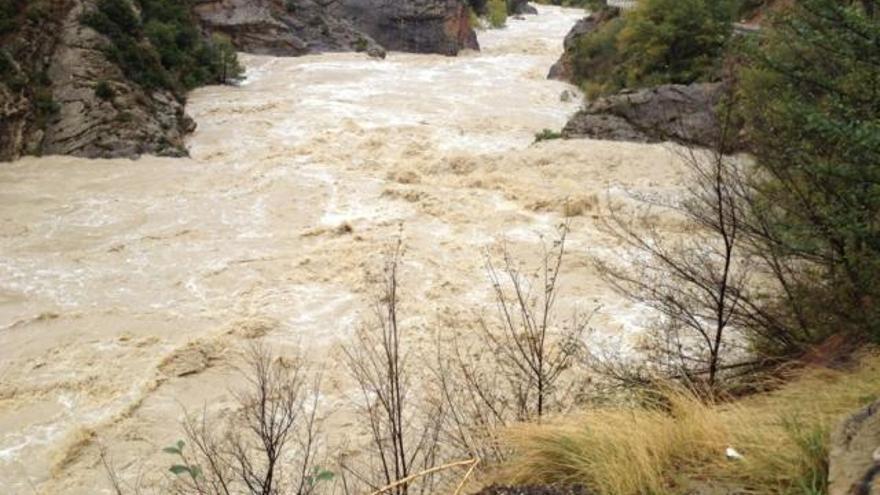 Las estaciones y los controles de la CHE siguen detectando la presencia de restos de lindano en la cuenca del río Gállego