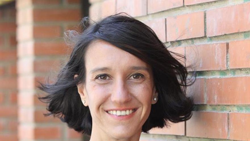 Carola Pérez, presidenta del Observatorio Español del Cannabis Medicinal