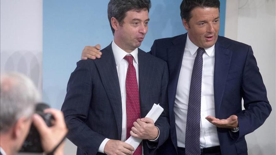 El ministro italiano de Justicia recibe una carta amenazante con las siglas del EI