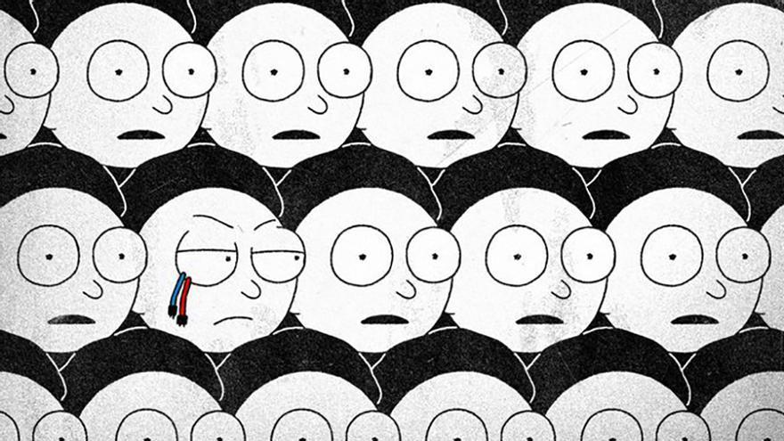 Imagen de 'Rick y Morty'