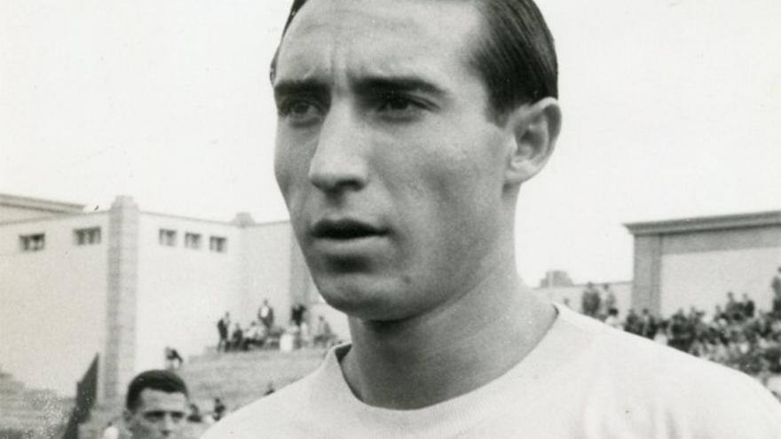 Fallece en Madrid el exjugador de la UD Las Palmas, 'Juanas' (Foto: UD Las Palmas Oficial)