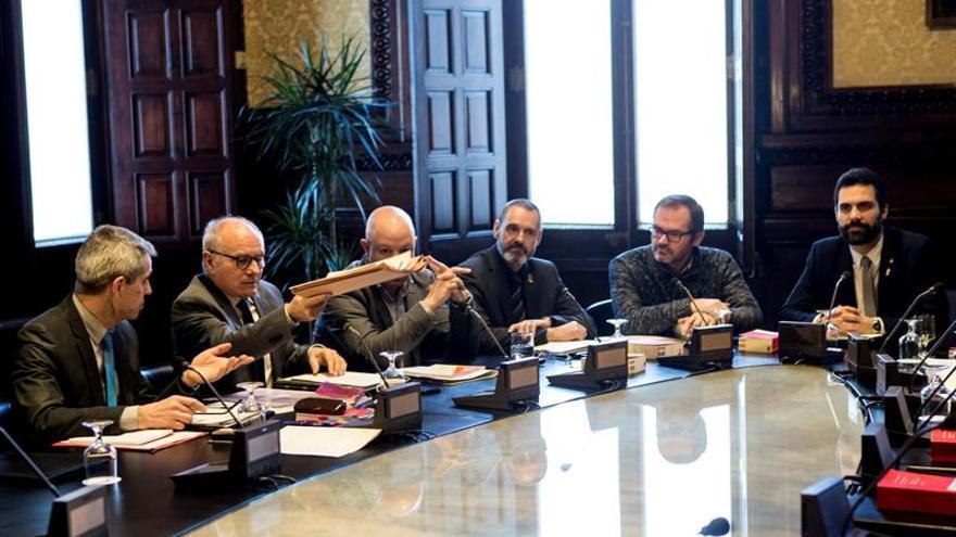 Torrent convoca el pleno de investidura de Sànchez para el lunes 12 de marzo