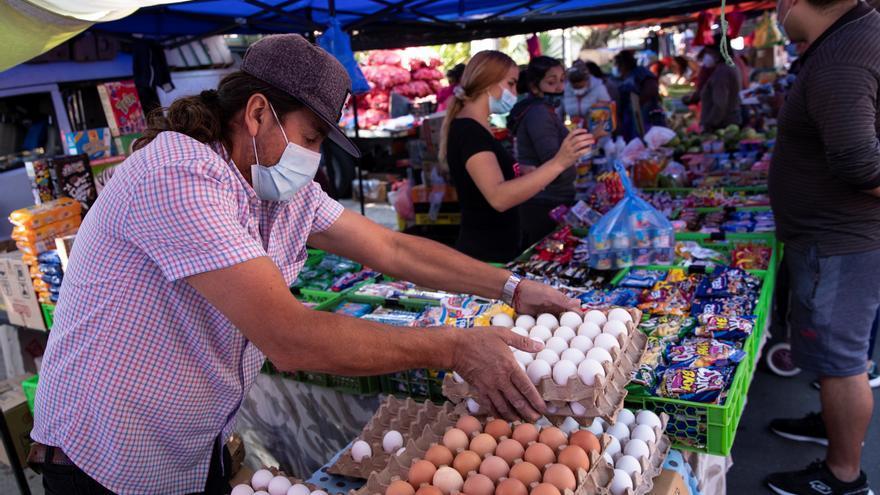 El PIB de Chile crece un 1 % en el segundo trimestre pese a la segunda ola