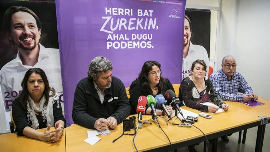 La senadora de Podemos Elvira García deja el partido y pasa al Grupo Mixto
