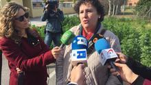 """María Salmerón: """"Si tengo que vender un riñón para pagar a mi maltratador y no entrar en la cárcel, lo vendo"""""""