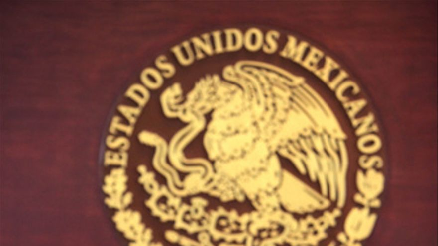 El presidente mexicano Felipe Calderón