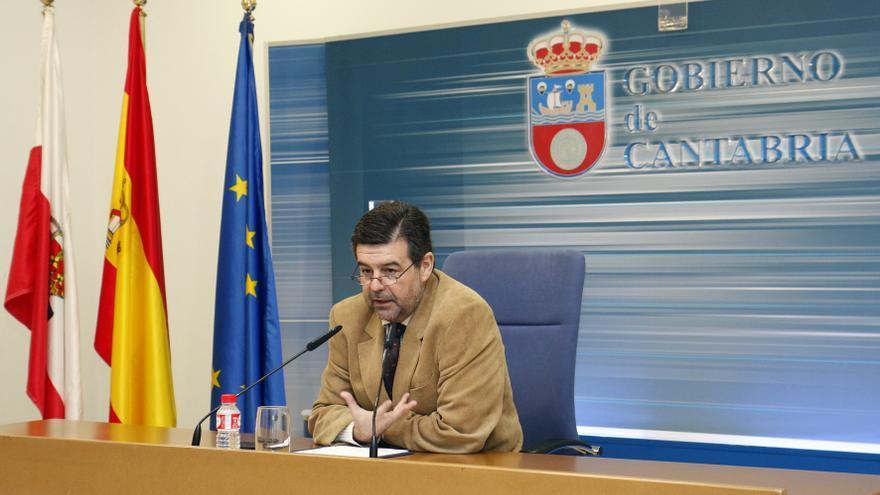 Ángel Agudo, exconsejero de Economía y Hacienda de Cantabria.