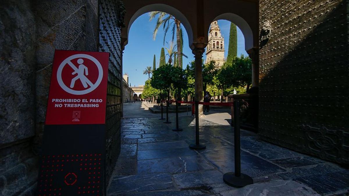 La Mezquita-Catedral sin turismo
