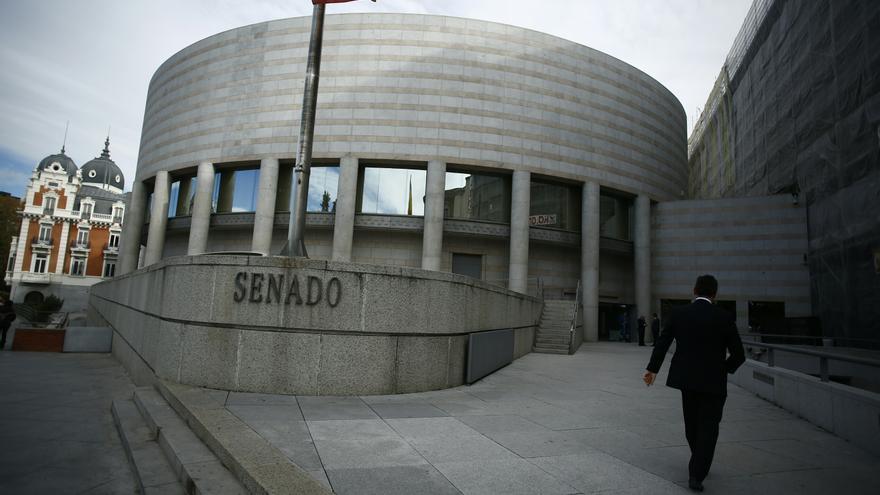 El PP aprueba la reforma local en el Senado con el apoyo de PNV y UPN y el rechazo del resto de grupos, incluida CiU