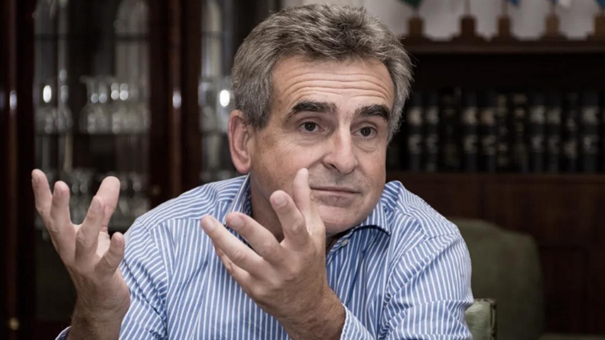 Agustín Rossi dejará el Ministerio de Defensa para abocarse a la campaña como precandidato a Senador por Santa Fe.