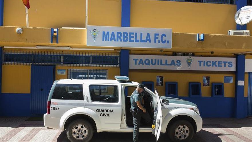 Detenido en Marbella un capo de la mafia rusa Solntsevskaya por blanqueo