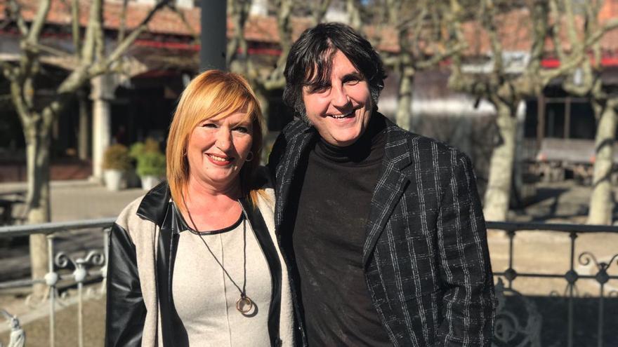 Maite Ortiz y José María Erauskin, de Abogados Res.