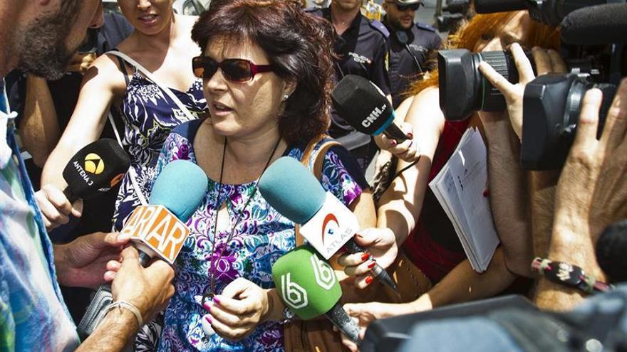 Ruth Ortiz pone voz en Huelva al compromiso contra la violencia machista