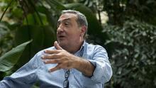 Emilio Fernández, presidente de la Unión Progresista de Fiscales.