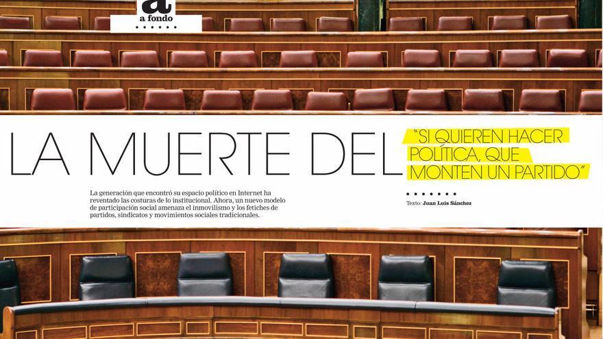 Reportaje del número 3 de la revista Cuadernos de eldiario.es.