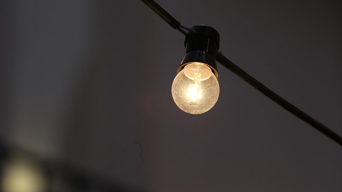 La factura de la luz se ha disparado en junio.