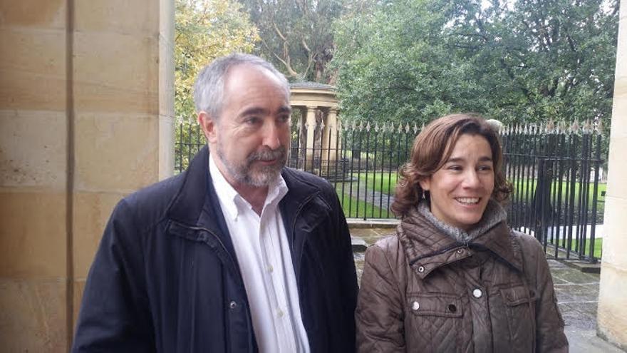 """Larreina (EA) cree que votar a un partido de ámbito estatal es """"negar la realidad de Euskal Herria"""""""