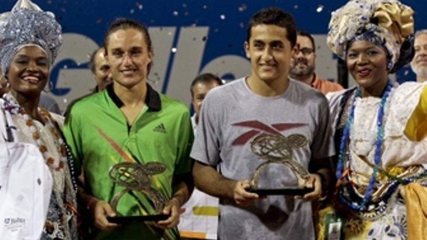 Nicolás Almagro gana en Costa do Sauipe
