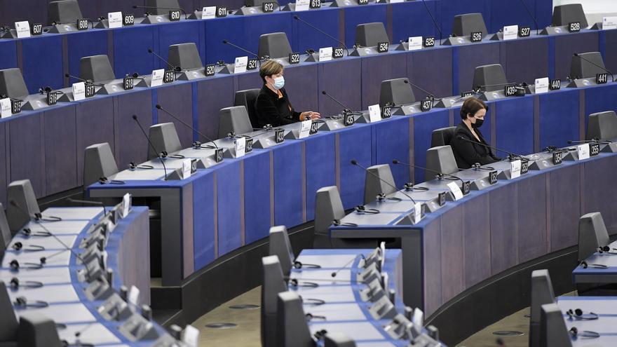 Eurodiputados rechazan en la Cámara la presión política de Rabat en Ceuta