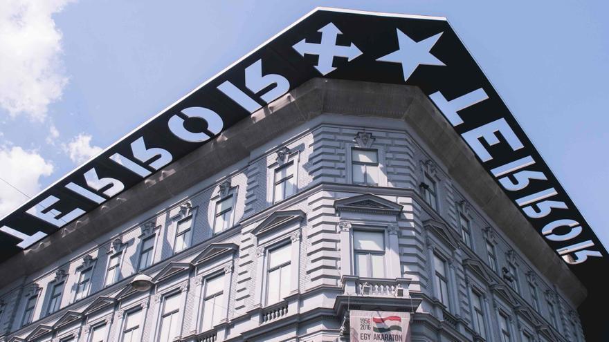 House of Terror, museu sobre la doble ocupació.