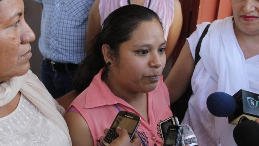 Una indígena mexicana queda libre tras siete años de prisión por un proceso injusto