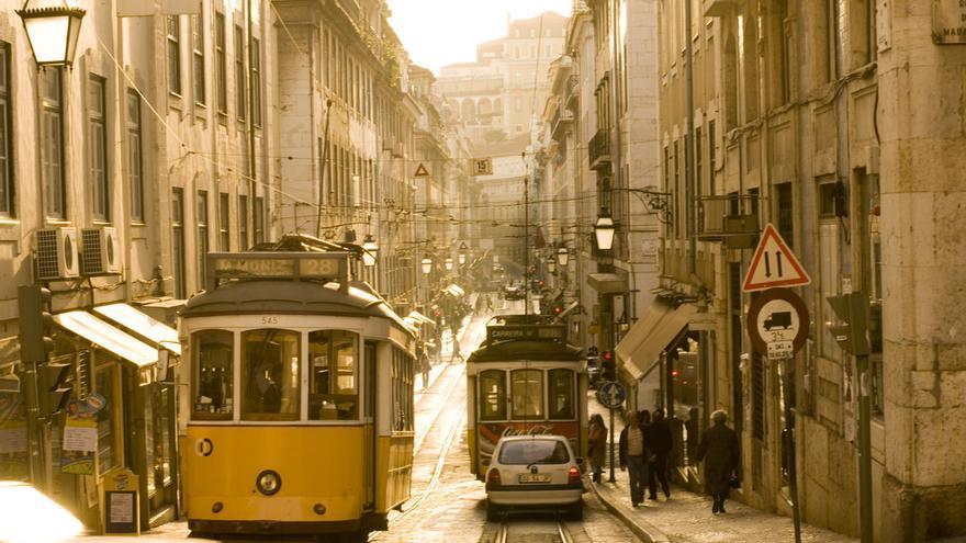 Lisboa. | CORBIS