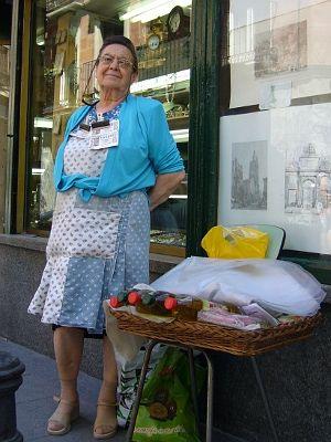 Carmen, en la Corredera de San Pablo
