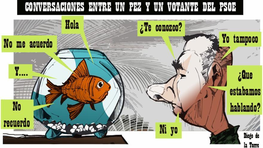 Conversaciones de pez
