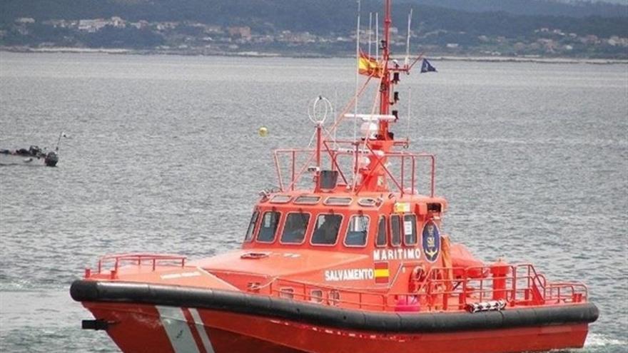 Salvamar de Salvamento Marítimo.