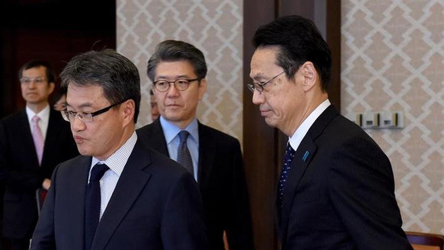 Tokio, Seúl y Washington se reúnen para incrementar la presión a Pyongyang