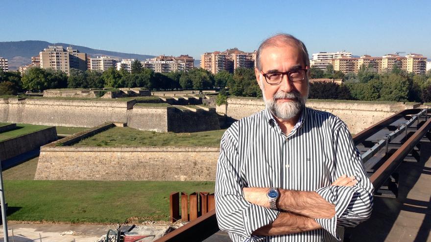 El consejero navarro de Salud, el licenciado en Medicina y Cirugía Fernando Domínguez.