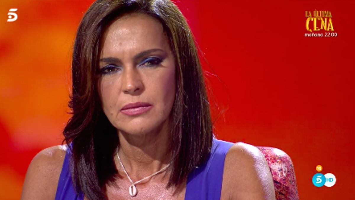 Olga Moreno, en 'Ahora, Olga'