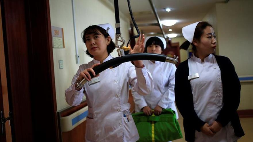 Una aplicación digital dispara los donantes de órganos en China