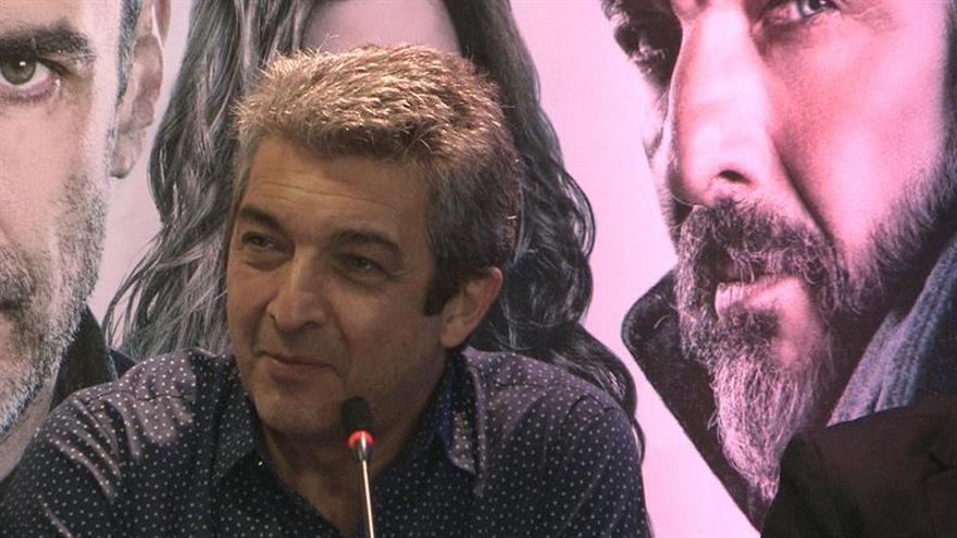 """Presentan en Buenos Aires la """"Nieve negra"""" de Darín tras 6 años de producción"""