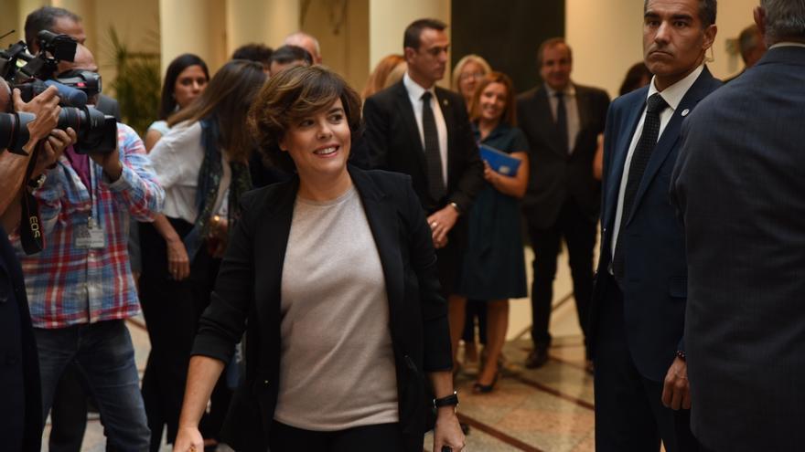 Santamaría dice que la Junta Electoral debe garantizar la neutralidad ante programas como el de TV3 para niños