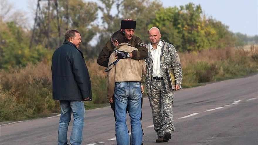 La artillería rusa vuelve a disparar contra territorio ucraniano, según Kiev