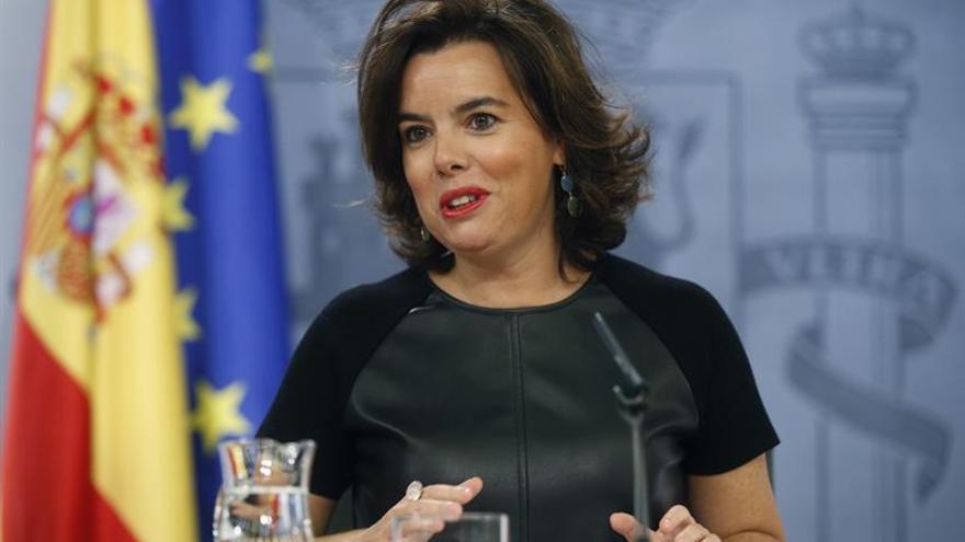 El Gobierno pide al PSOE que piense en el interés general y evite las elecciones