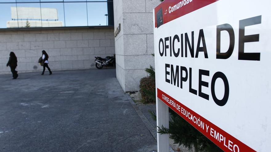 El desempleo sigue subiendo. EUROPA PRESS