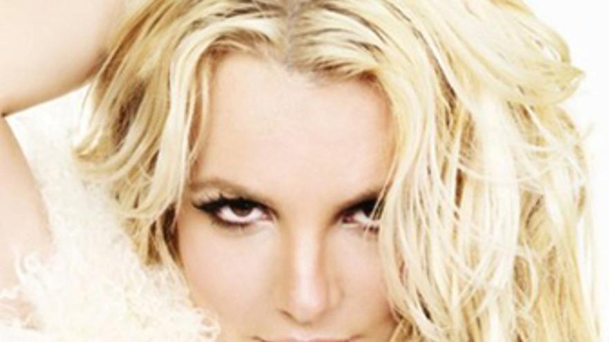 Portada del nuevo disco de Britney Spears