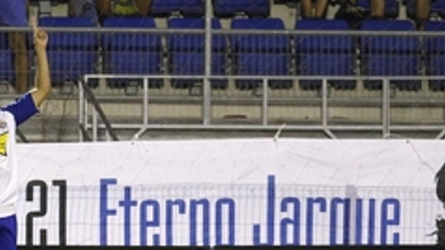 El Espanyol homenajea a Jarque