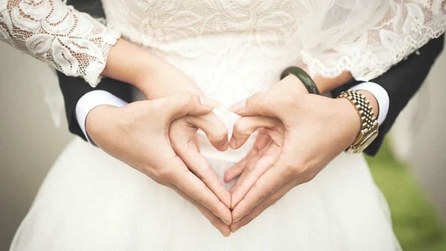 Una boda | PIXABAY