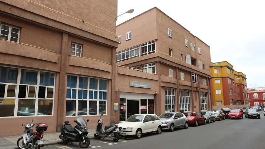 Oficina de Empleo (ALEJANDRO RAMOS)