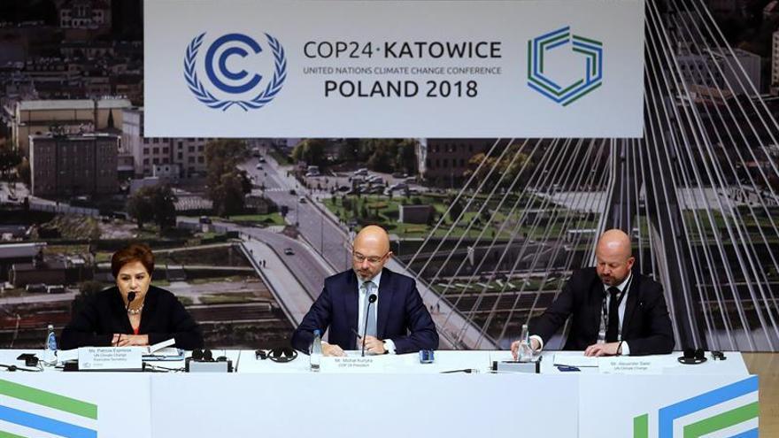 El futuro del carbón preocupa en Katowice, sede de la Cumbre del Clima