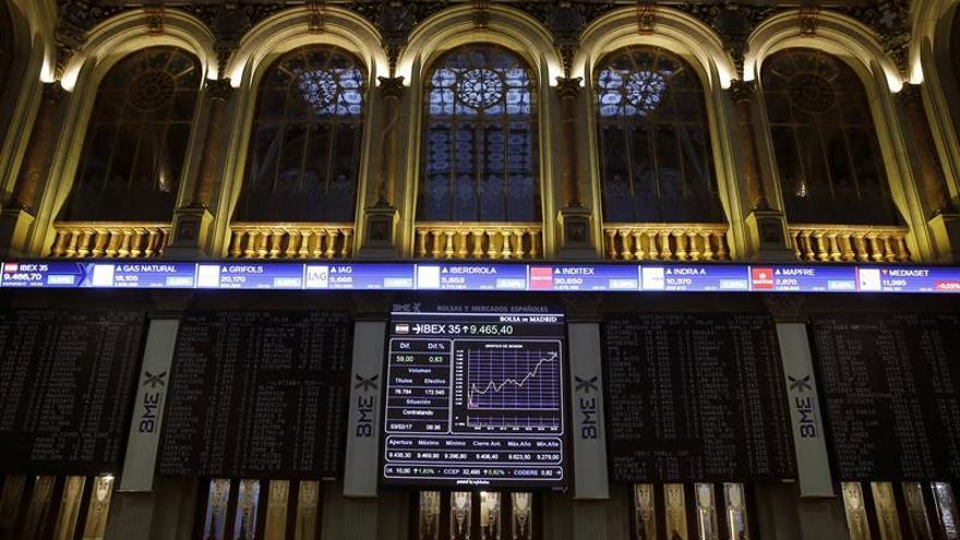 El Banco Popular cae el 3 % y pone en peligro los 0,60 euros por acción