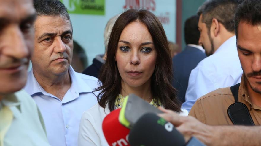 Guacimara Medina (PSOE).