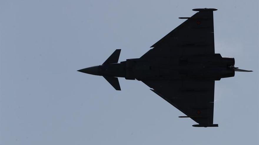 Austria dejará de usar el cazabombardero Eurofighter, fabricado por Airbus